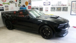2012 Ford Mustang GT Premium convertible