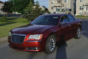 Almost new 2011 Chrysler 300 C with 50000 km. only (388 horses)