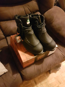 Timberland safety boots