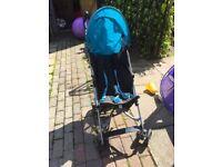 Mamas and Papas Stroller (blue)