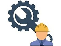 laborer / Service Engineers Helper required £80 per day no experience required call 07948827803