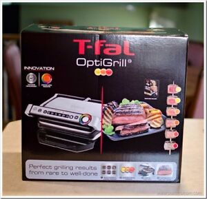 Opti-Grill T-Fal neuf!
