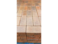 Block Paving (60mm x 200mm x 100mm) 46 SqM available