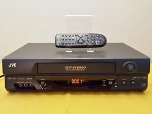 EXCELLENT CONDITION ~ JVC HR-A592U VCR Video Cassette Recorder
