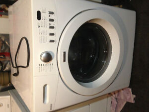 White Kenmore Washer for sale