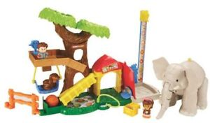 Little People Zoo  and play mat $30 for both or as noted