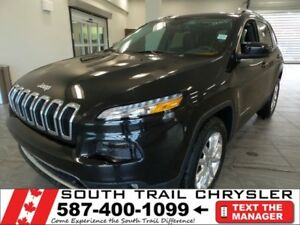 2016 Jeep Cherokee Limited CONTACT TONY FOR ADDITIONAL DISCOUNT!