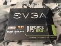 EVGA GeForce GTX 980ti (SC) 6GB GDDR5