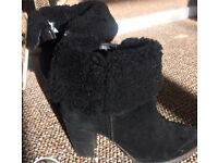 Ugg boot heels