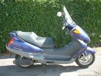Honda FES250 Foresight SCOOTER