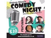 Staines Massiv Comedy Night