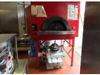 Commercial Stone Baked Pizza Oven for Sale!