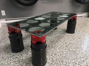 Diesel coffee table