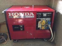 Generator EX Honda 4000S