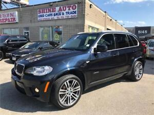 2013 BMW X5 M SPORT- NAVIGATION- ONLY 56,000 KMS
