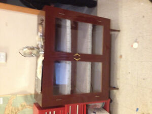Beautiful Antique China Cabinet Perfect Condition