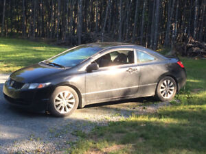 2009 Honda Other EX-L Coupe (2 door)