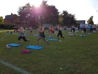New Outdoor Energy Rush Exercise Classes - Thursday Evenings
