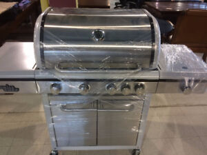 BBQ au gaz naturel Grill Chef
