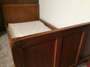 Soft Top Quality Bed - Rarely Used