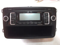VW RCD car radio