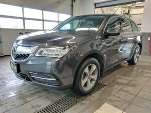 2014 Acura MDX AWD - Leather - Sunroof - MINT