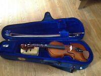 Stentor student violin 1/8 th