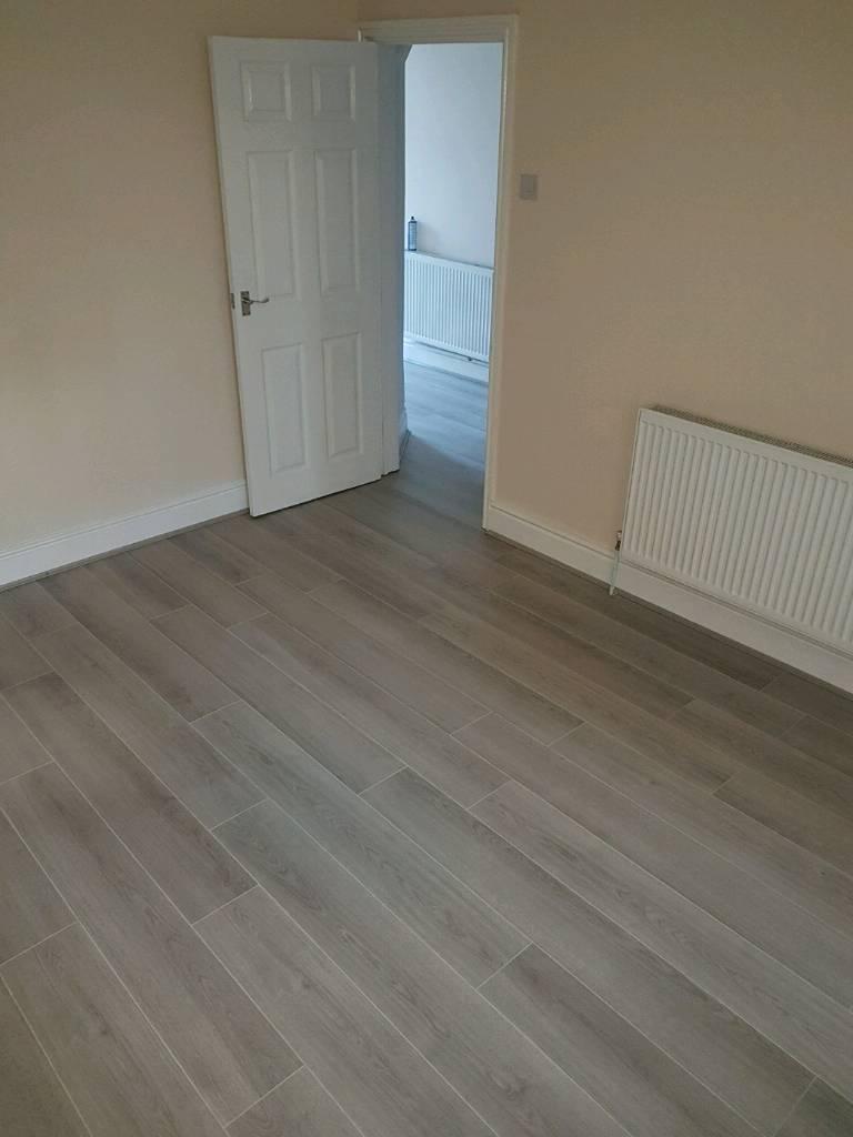 Laminate Man Flooring ##Free Underlay for Xmas Bookings##