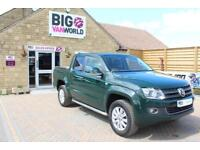 2013 VOLKSWAGEN AMAROK A32 TDI 180 HIGHLINE 4MOTION DOUBLE CAB PICK UP DIESEL