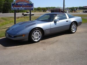 CHEVROLET CORVETTE***TARGA TOP***NEW TIRES***129000KM***