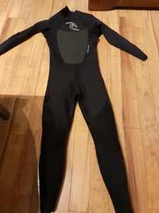 Wet suit long  ripcurl  S
