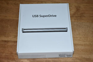 Apple Products - Mouse - Keyboard - SuperDrive - PWR Adapter