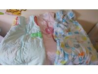 Toddler sleep bags (gro bags) - collection only