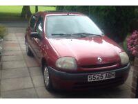 Renault Clio 12 ,1998
