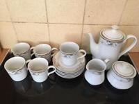 Tea set service