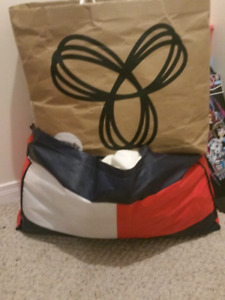 Two big bags of womens plus size clothing