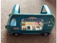 Sulvanian Families Fish and Chip Van