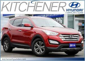 2014 Hyundai Santa Fe Sport 2.0 TURBO // PREM // AWD // AUTO...