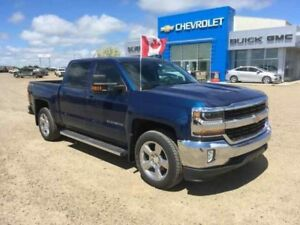 2017 Chevrolet Silverado 1500 Max Trailering & Heated Leather