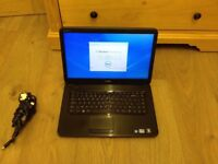 "Dell Inspiron N5050 15.6"" screen; i5 2450M 2.5GHz 500GB HDD 4GB DDR3 RAM Win 7 Home Laptop"