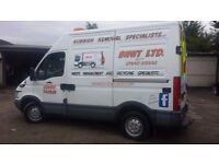Rubbish Removal and recycling services