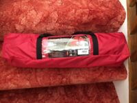 Brand New 2 man tent in red
