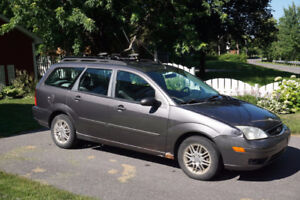 2007 Ford Focus ZXW SES Familiale