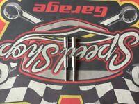 Harley Davidson mirror extenders