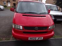 VW T4 Caravelle - Low Mileage - FSH - Great Condition £7500 ono