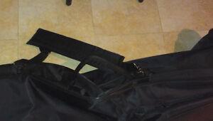 Ladies travel golf bag cover