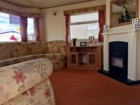 Cheap static caravanm for sale in north wales with facilities and indoor swimming pool
