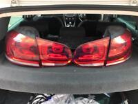Mk6 golf gti/gtd Rear led lights