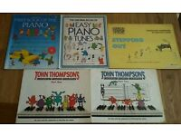 Piano Books (Beginners/pre grade 1)