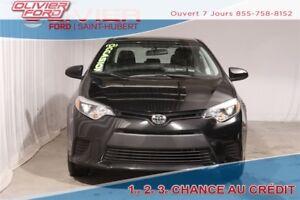 2015 Toyota Corolla CE BLUETOOTH A/C